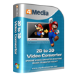 Free Download4Media 2D to 3D Video Converter