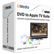 Free Download4Media DVD to Apple TV Suite for Mac