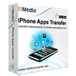 Free Download4Media iPhone Apps Transfer for Mac