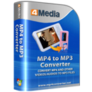 Free Download4Media MP4 to MP3 Converter