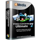 Free Download4Media Video Converter  Ultimate