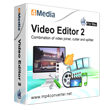 Free Download4Media Video Editor for Mac