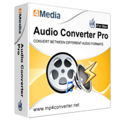 Free Download4Media Audio Converter Pro for Mac