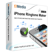 Free Download4Media iPhone Ringtone Maker for Mac
