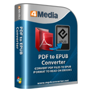 Free Download4Media PDF to EPUB Converter