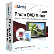 Free Download4Media Photo DVD Maker for Mac