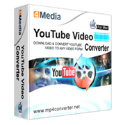 Free Download4Media YouTube Video Converter for Mac