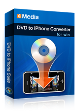 DVD to iPhone Converter for win