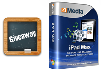 giveaway for iPad Max