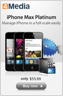 iPhone Max Platinum for Mac