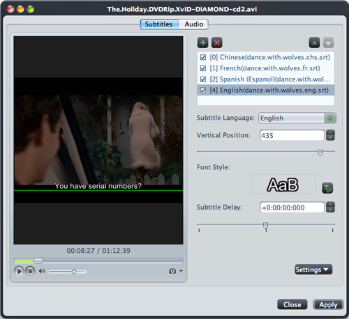 How to burn AVI to DVD for Mac