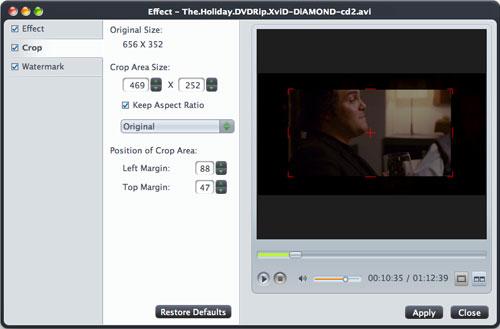 Converting AVI to DVD on Mac