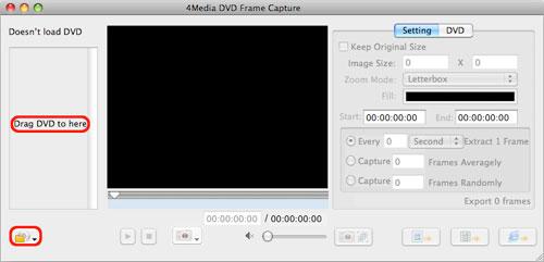 DVD Frame Capture for Mac