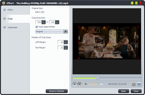 Converting MPEG to DVD