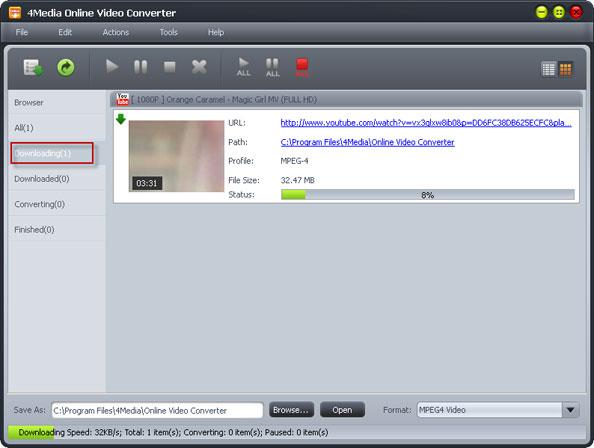 Convert Vidilife online videos