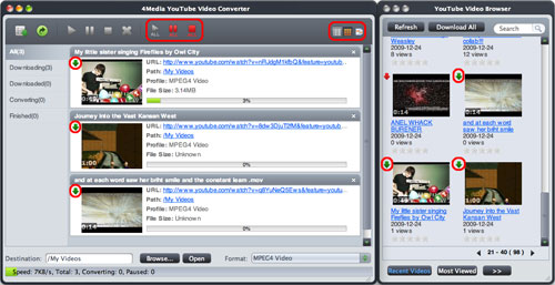 How to convert YouTube videos Mac