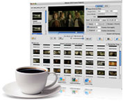 4Media DVD Frame Capture for Mac - Mac DVD image capture