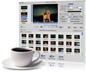 4Media Video Frame Capture for Mac - Capture frames