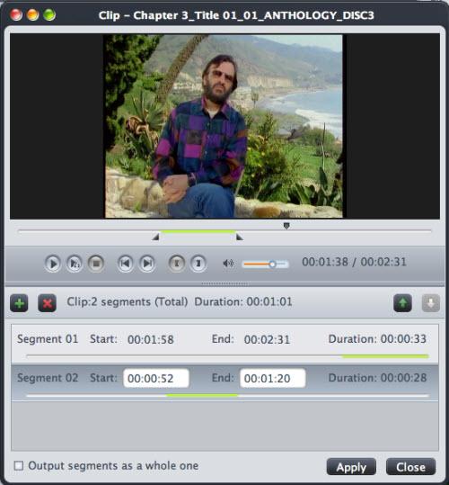 convert dvd on mac