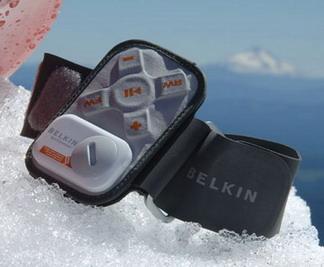 Belkin wireless remote SportCommand for iPod